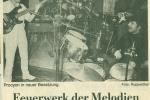 Procyon Saarbrücker Zeitung 1986