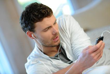Musik mit dem Smartphone hören