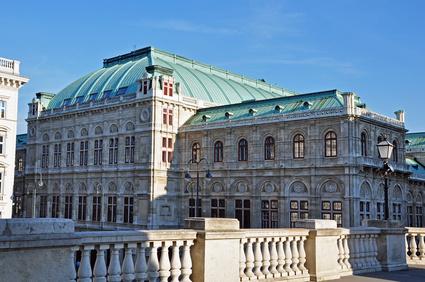 Hier an der berühmten Staatsoper von Wien konnte Mahler große Erfolge feiern; Foto: © photo 5000 - Fotolia.com